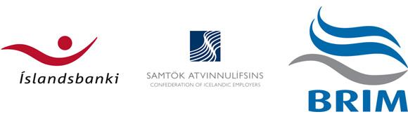 Íslandsbanki - Samtök atvinnulífsins - Brim hf.