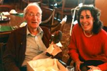 Ann McGee-Cooper og Robert K. Greenleaf