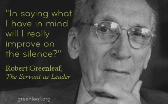 Greenleaf-Improve-Silence