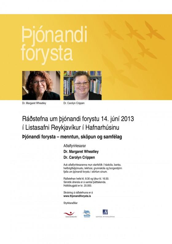 Radstefna-Thjonandi-Forysta-14-Juni-2013-Auglysing