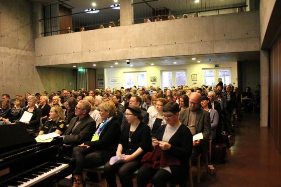 Ráðstefnan á Bifröst um þjónandi forystu 31. október 2014