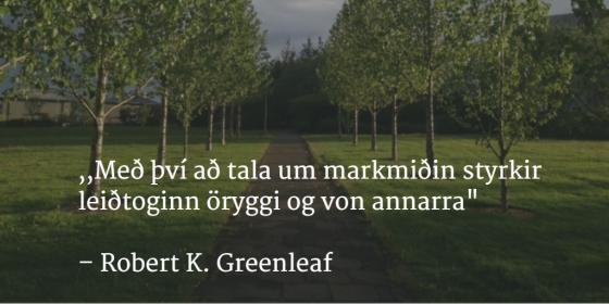 Greenleaf Markmid