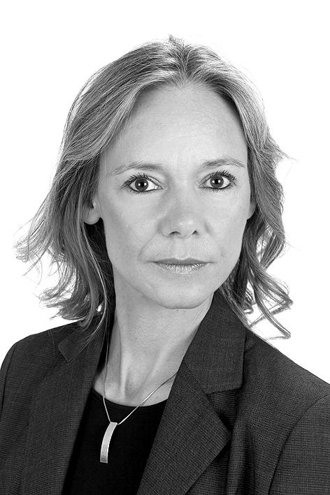 Kolfinna Jóhannesdóttir, sveitarstjóri Borgarbyggð
