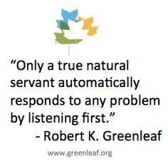 Greenleaf-Listen